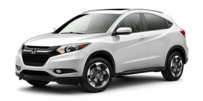 2018 Honda HR-V EX-L Navi (Mulberry Metallic)
