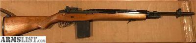 For Sale: Century Arms M14S 7.62 NATO Preban C.A.I. M14