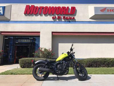 2017 Honda Rebel 500 Cruiser Motorcycles EL Cajon, CA
