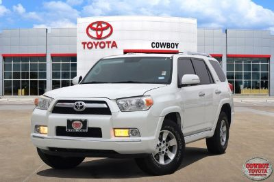 2010 Toyota 4Runner Limited (Blizzard Pearl)