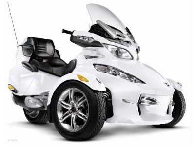 2011 Can-Am Spyder RT Limited 3 Wheel Motorcycle Motorcycles Waco, TX