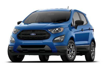 2018 Ford EcoSport S (Smoke Metallic)