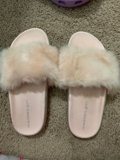 Madden girl light up slippers size 2