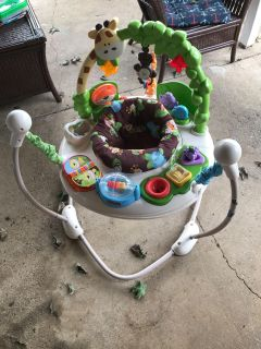Fisher price bouncer MUST GO NOW!