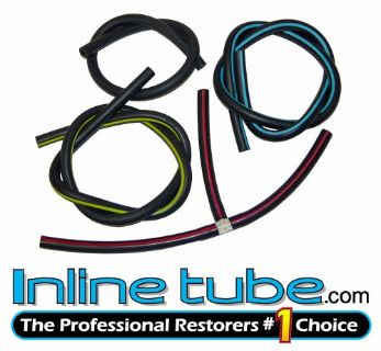 Purchase 1971-72 Oldsmobile Engine Vacuum Hose Set 455 350 Auto Trans Color Hose 8pc motorcycle in Utica, Michigan, United States, for US $24.00