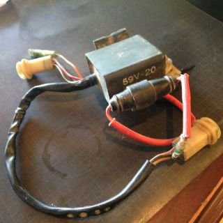 Sell S3-10 YAMAHA YFM250 YFM225 225 250 MOTO-4 CDI IGNITER OEM # 59V-85540-21-00 motorcycle in Camp Hill, Alabama, United States, for US $139.95