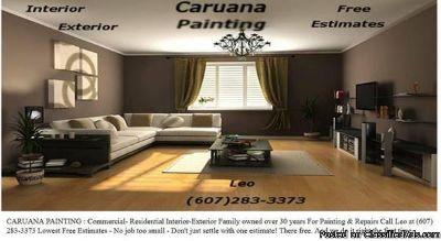 Caruana Painting (Cortland