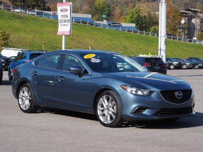 2017 Mazda Mazda6 touring (blue)