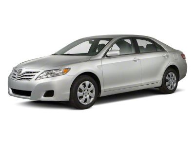 2011 Toyota Camry Base (Classic Silver Metallic)