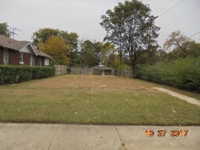 Foreclosure - N Watkins St, Memphis TN 38107