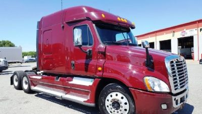 2012 Freightliner Cascadia for sale in Austin, Arkansas.