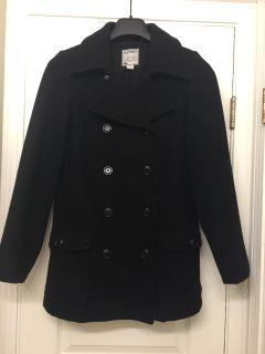Old navy pea coat size small