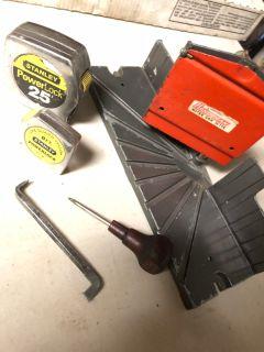Vintage STANLEY TOOLS USA BUNDLE DEAL