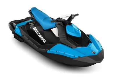 2017 Sea-Doo SPARK 3up 900 H.O. ACE iBR & Convenience Package Plus PWC 3 Seater Watercraft Lancaster, NH