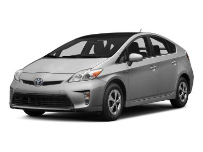 2015 Toyota Prius II (Not Given)