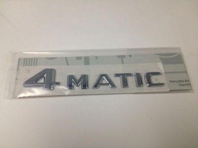 Find Genuine OEM Mercedes Benz Rear Lid 4Matic Emblem motorcycle in Maitland, Florida, US, for US $39.00