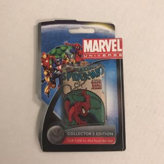 NEW Spider-Man Clip Case for iPod Touch 4th Gen 2011