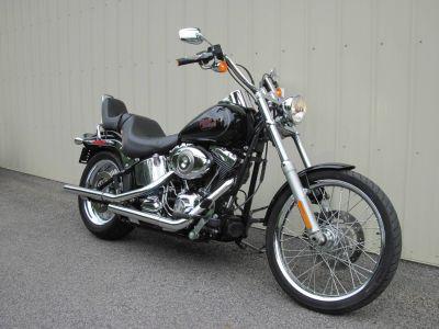 2009 Harley-Davidson Softail Custom Cruiser Motorcycles Guilderland, NY