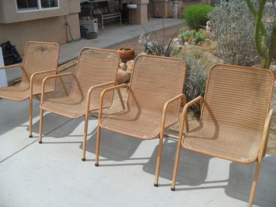 ^^^ Vintage Patio Chairs ^^^