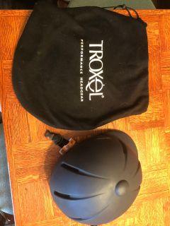 Troxel Legacy Gold Riding Helmet Size Medium