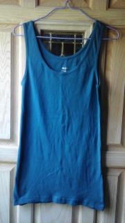 Soft new tank top size large