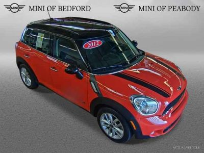 Used 2012 MINI Cooper Countryman AWD 4dr ALL4