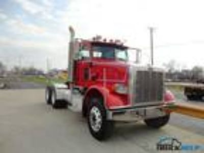 New 2009 Peterbilt 365 for sale.