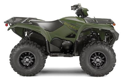 2020 Yamaha Grizzly EPS ATV Utility Antigo, WI
