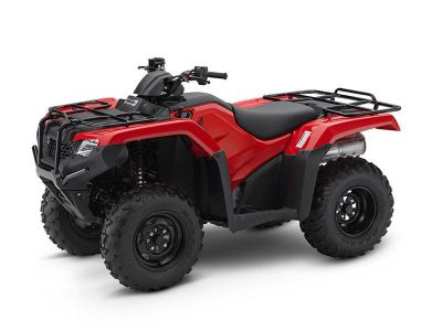 2017 Honda FourTrax Rancher 4x4 DCT EPS Utility ATVs Cedar City, UT