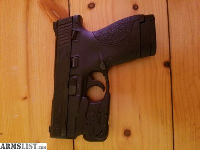 For Sale: M&P Shield 9mm, Apex, Tlr-6