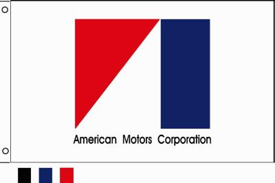 Purchase AMC FLAG 3X5' AMERICAN MOTORS BANNER JX * motorcycle in Castle Rock, Washington, US, for US $17.95