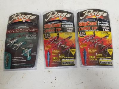 Broadheads New in Package