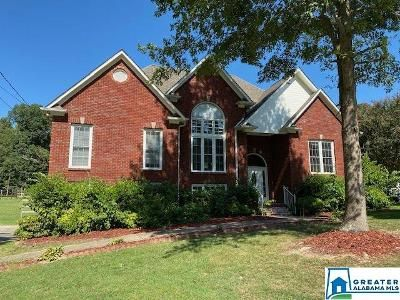 4 Bed 3 Bath Foreclosure Property in Pinson, AL 35126 - Mountain Laurel Dr