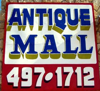 THE ANTIQUE MALL-EL PASO