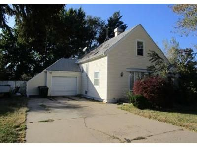 3 Bed 1 Bath Preforeclosure Property in North Platte, NE 69101 - S Buffalo Bill Ave