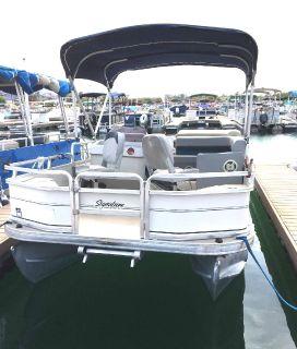 2007 Pontoon Boat for Sale