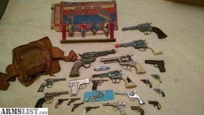 For Sale: Antique Cap Guns/Collectibles