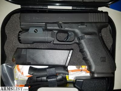 For Sale: Glock 21 gen 4