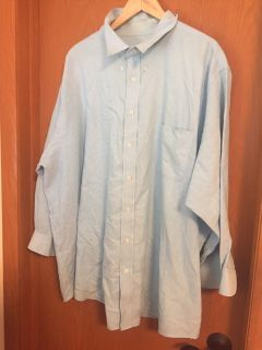 Men s Dress Shirt 20 33/4