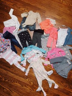 12month girl clothes
