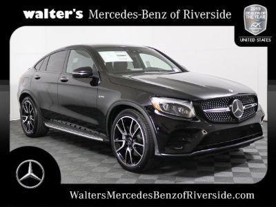 2019 Mercedes-Benz GLC AMG GLC 43 (black)