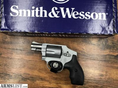 For Sale: Smith & Wesson Airweight