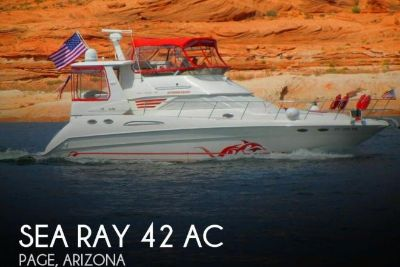 1997 Sea Ray 42 AC