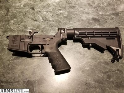 For Sale: Complete Ar15 lower