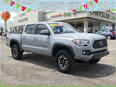 2018 Toyota Tacoma (Cement)