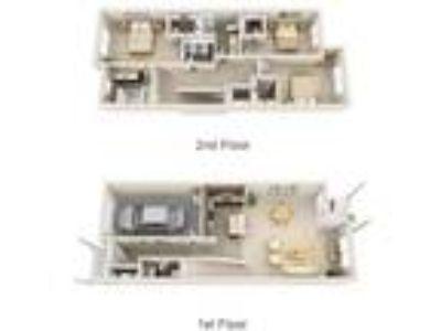The Landing Apartments - Three BR/2.5 BA - The Bismark