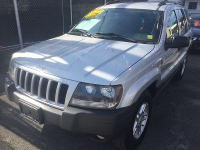 2004 Jeep Grand Cherokee Special Edition (Bright Silver Metallic)