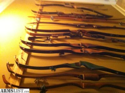 For Sale: Archery Bows and Inventory