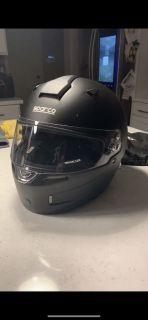 Sparco Air RF-5W helmet