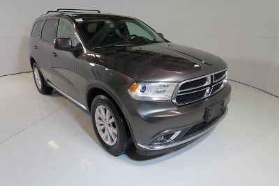2014 Dodge Durango SXT (Granite Crystal Metallic Clearcoat)